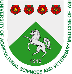 Ion Ionescu de la Brad University of Agricultural Sciences and Veterinary Medicine Iași