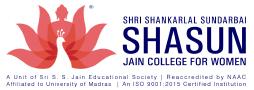 Shri Shankarlal Sundarbai Shasun Jain college for Women