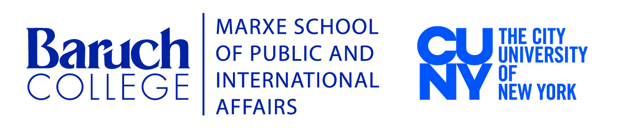 Marxe School of Public and International Affairs Baruch College