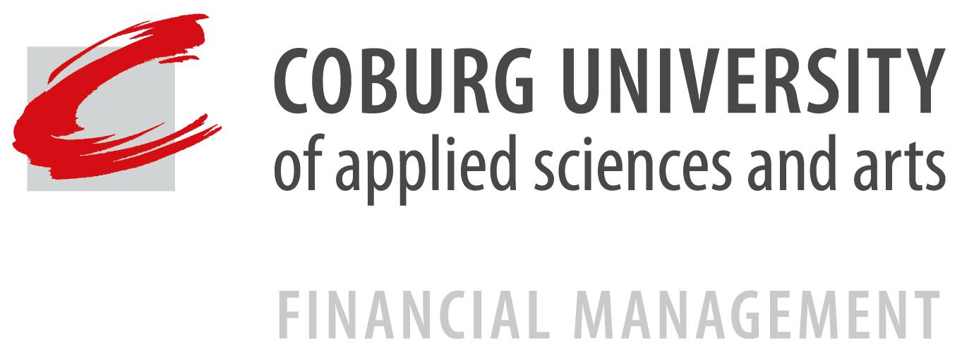Coburg University - MBA Financial Management
