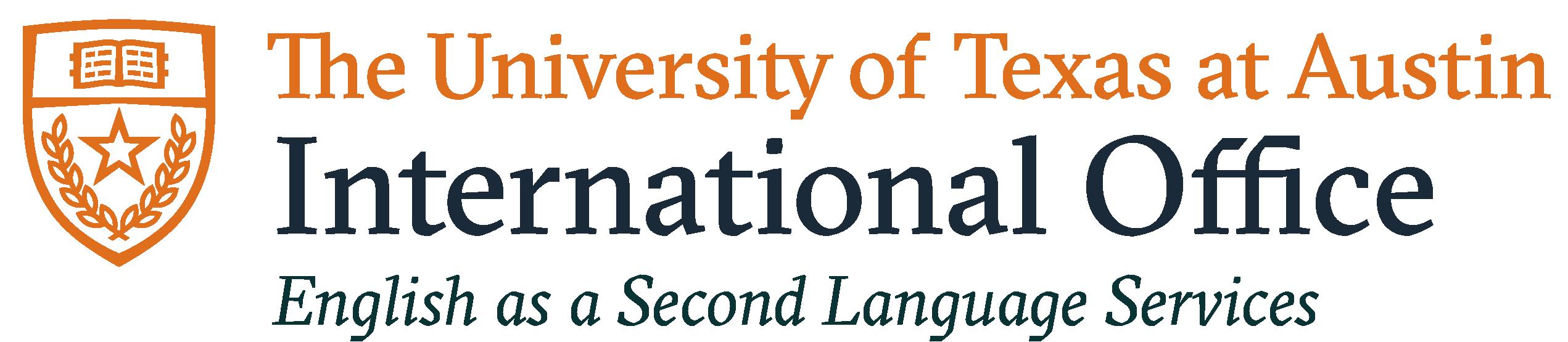ESL Services, The University of Texas at Austin